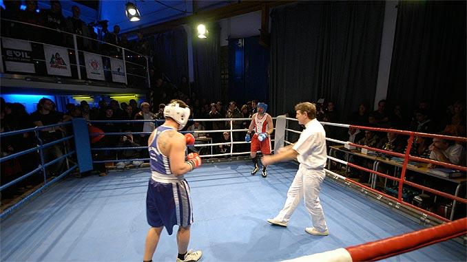 FC St. Pauli Boxveranstaltung 2008